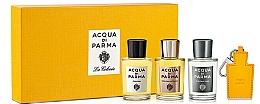 Parfüm, Parfüméria, kozmetikum Acqua Di Parma Le Colonie Set For Men - Szett (cologne/3x20ml+acc)