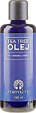 """Parfüm, Parfüméria, kozmetikum Olaj """"Teafa"""" - Renovality Original Series Tea Tree Oil"""
