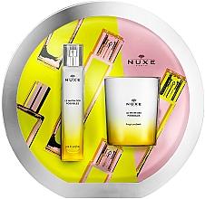 Parfüm, Parfüméria, kozmetikum Nuxe Le Matin Des Possibles - Szett (edp/50ml + candle/140g)