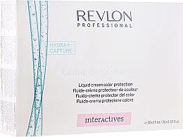 Parfüm, Parfüméria, kozmetikum Folyékony színvédő krém - Revlon Professional Color Sublime Dose