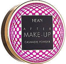Parfüm, Parfüméria, kozmetikum Kompakt púder - Hean After Makeup-up Cashmere Compact Powder