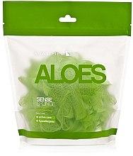 Parfüm, Parfüméria, kozmetikum Fürdőszivacs-rózsa - Suavipiel Aloes Sense Sponge