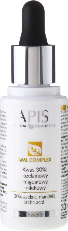 Hámlasztó arc komplexum KWAS 30% - APIS Professional AML Complex KWAS 30%