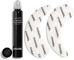 Parfüm, Parfüméria, kozmetikum Készlet - Chanel Le Lift (ser/5ml + patch/2pc)