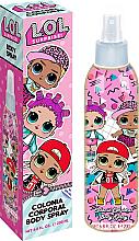 Parfüm, Parfüméria, kozmetikum Air-Val International Lol Surprise - Illatosított testápoló spray