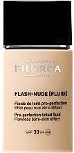 Parfüm, Parfüméria, kozmetikum Alapozó fluid - Filorga Flash Nude SPF 30
