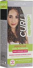 Parfüm, Parfüméria, kozmetikum Göndörítő krém-gél - Kativa Keep Curl Superfruit Active