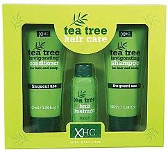 Parfüm, Parfüméria, kozmetikum Szett - Xpel Marketing Ltd Tea Tree Invigorating (shm/100 ml + cond/100 ml + ser/30 ml)