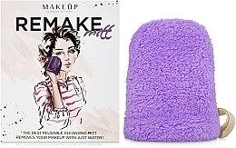 """Parfüm, Parfüméria, kozmetikum Sminkeltávolító kesztyű """"ReMake"""", lila - MakeUp"""