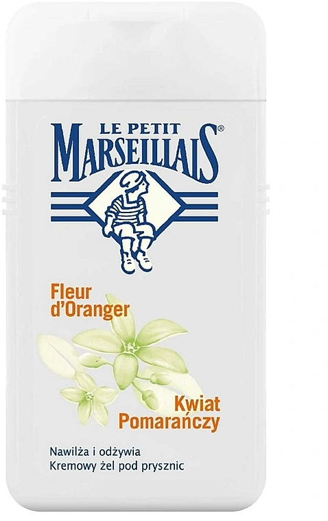 "Tusfürdő ""Narancsvirág"" - Le Petit Marseillais"