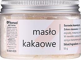 Parfüm, Parfüméria, kozmetikum Kakaóvaj - Fitomed Cacao Butter