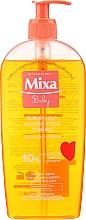 Parfüm, Parfüméria, kozmetikum Habzó fürdőolaj - Mixa Baby Foaming Oil