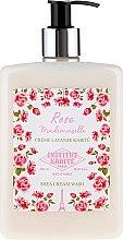 Parfüm, Parfüméria, kozmetikum Krémtusfürdő - Institut Karite Rose Mademoiselle Shea Cream Wash