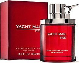 Parfüm, Parfüméria, kozmetikum Myrurgia Yacht Man Red - Eau De Toilette