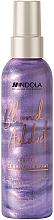 Parfüm, Parfüméria, kozmetikum Spray hideg szőke árnyalatokhoz - Indola Blond Addict Ice Shimmer Spray