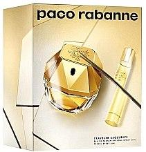 Parfüm, Parfüméria, kozmetikum Paco Rabanne Lady Million Traveler Exclusive - Parfüm szett (edp/80ml + edp/10ml)