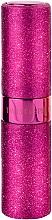 Parfüm, Parfüméria, kozmetikum Porlasztó - Travalo Twist & Spritz Hot Pink Glitter