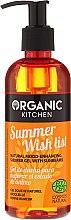 "Parfüm, Parfüméria, kozmetikum Tusfürdő ""Nyári kívánságok"" - Organic Shop Organic Kitchen Shower Gel"
