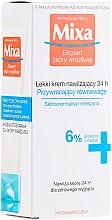 Parfüm, Parfüméria, kozmetikum Hidratáló arckrém normál és kombinált bőrre - Mixa Sensitive Skin Expert 24 HR Moisturising Cream