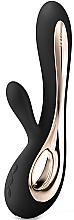 Parfüm, Parfüméria, kozmetikum Nagy teljesítményű kétvégű vibrátor - Lelo Soraya 2 Black