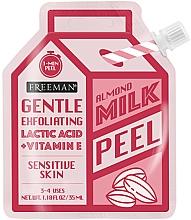 Parfüm, Parfüméria, kozmetikum Arcpeeling mandulatejjel - Freeman Almond Milk Peel