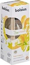 """Parfüm, Parfüméria, kozmetikum Aromadiffúzor """"Mango és bergamot"""" - Bolsius Fragrance Diffuser True Moods Feel Happy"""