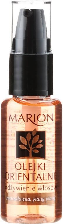 Tápláló hajmaszk - Marion Regeneration Oriental Oil