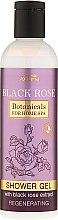 Parfüm, Parfüméria, kozmetikum Regeneráló tusfürdő - Joanna Botanicals Creamy Shower Gel With Black Rose Extract