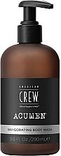 Parfüm, Parfüméria, kozmetikum Tonizáló tusfürdő - American Crew Invigorating Body Wash