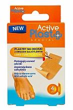 Parfüm, Parfüméria, kozmetikum Tyúkszem tapasz szalicilsavval - Ntrade Active Plast Special Corn-Cure Plasters For Cutting