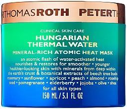 Parfüm, Parfüméria, kozmetikum Anti age arcmaszk - Peter Thomas Roth Hungarian Thermal Water Mineral-Rich Atomic Heat Mask