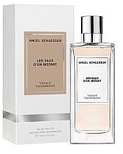 Parfüm, Parfüméria, kozmetikum Angel Schlesser Les Eaux d'un Instant Vibrant Sandalwood - Eau De Toilette