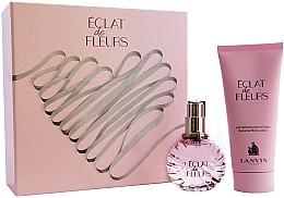 Parfüm, Parfüméria, kozmetikum Lanvin Eclat De Fleurs - Szett (edp/50ml + b/lot/100ml)