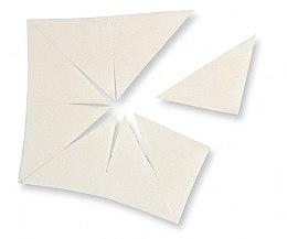Parfüm, Parfüméria, kozmetikum Latex sminkszivacs, háromszög alakú - Make Up Factory Sponge