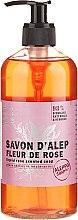 Parfüm, Parfüméria, kozmetikum Allepi folyékony szappan - Tade Liquide Rose Scented Soap