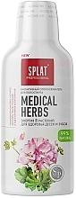 """Parfüm, Parfüméria, kozmetikum Szájvíz """"Gyógynövény"""" - Splat Medical Herbs"""
