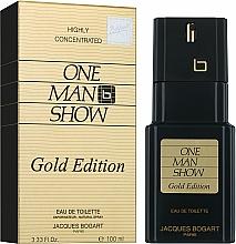 Bogart One Man Show Gold Edition - Eau De Toilette — fotó N2