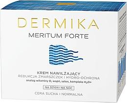 Parfüm, Parfüméria, kozmetikum Hidratáló arckrém - Dermika Meritum Forte Face Cream