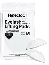 Parfüm, Parfüméria, kozmetikum Szilikon szempilla emelő párnák - RefectoCil Eyelash Lifting Pads M