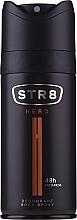 Parfüm, Parfüméria, kozmetikum STR8 Hero - Deo spray