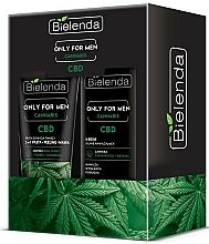 Parfüm, Parfüméria, kozmetikum Szett - Bielenda Only For Men Cannabis (cr/50ml + paste/150g)