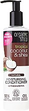 "Parfüm, Parfüméria, kozmetikum Hajbalzsam ""Kókusz és shea olaj"" - Organic Shop Coconut And Shea Conditioner"