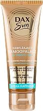 Parfüm, Parfüméria, kozmetikum Önbarnító világos bőrre - DAX Sun Extra Bronze Self-Tanning Cream