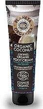 Parfüm, Parfüméria, kozmetikum Hidratáló lábkrém - Planeta Organica Organic Coconut Foot Cream