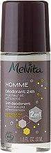 Parfüm, Parfüméria, kozmetikum Izzadásgátló spray - Melvita Homme 24H Deodorant