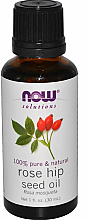 Parfüm, Parfüméria, kozmetikum Csipkebogyó illóolaj - Now Foods Essential Oils 100% Pure Rose Hip Seed Oil
