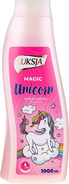 Fürdőhab - Luksja Magic Unicorn Bath Foam