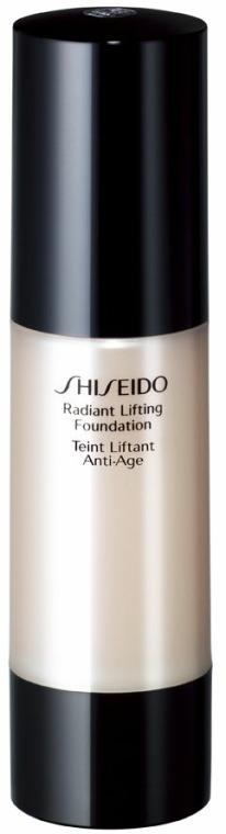Lifting hatású tonizáló szer - Shiseido Radiant Lifting Foundation SPF 15 — fotó N4