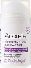 """Parfüm, Parfüméria, kozmetikum Ásványi dezodor """"Mandula és kamilla"""" - Acorelle Deodorant Care"""