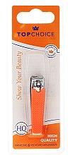 Parfüm, Parfüméria, kozmetikum Körömcsipesz 76947, neon, narancssárga - Top Choice Colours Nail Clippers